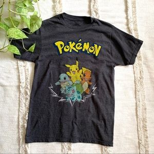 Pokémon Unisex Grey Shirt